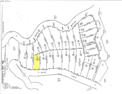 Oakland  Residential Lots & Land For Sale: Zinn Drive