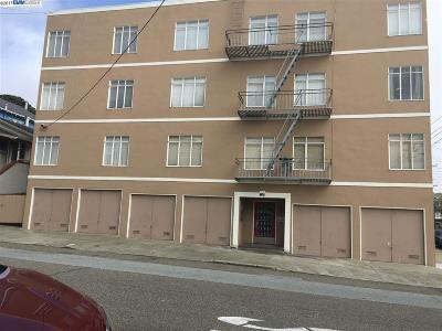 San Francisco Multi Family Home Pending Show For Backups: 190 21st Avenue
