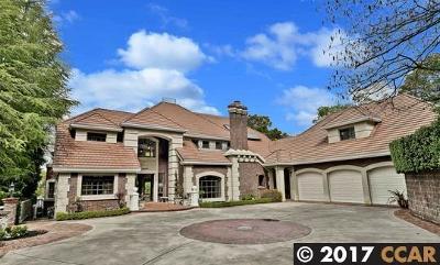 Alamo Single Family Home For Sale: 219 Valley Oaks Drive