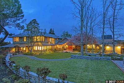 Orinda Single Family Home For Sale: 111 Tappan Ln