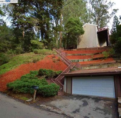 Oakland Single Family Home For Sale: 7281 Saroni Drive