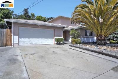 Pinole Single Family Home For Sale: 2395 Wright Ave