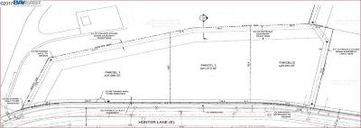 Fremont Residential Lots & Land For Sale: 822-3 Hunter Ln.