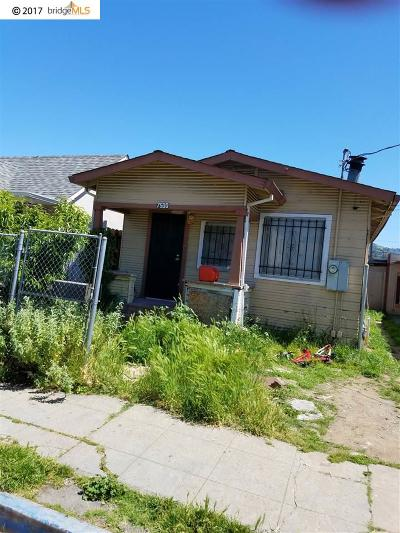 Single Family Home Pending: 7500 Weld