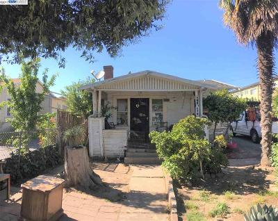 Hayward Multi Family Home For Sale: 168 Laurel Ave