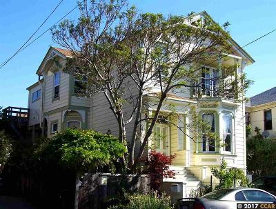Emeryville Multi Family Home Pending Show For Backups: 1270 61st Street