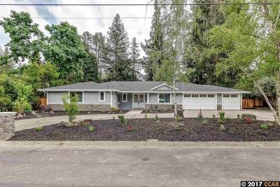 Danville Single Family Home For Sale: 317 Hartford Rd