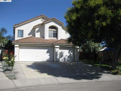 Tracy Single Family Home Price Change: 1985 Birchwood Ct.