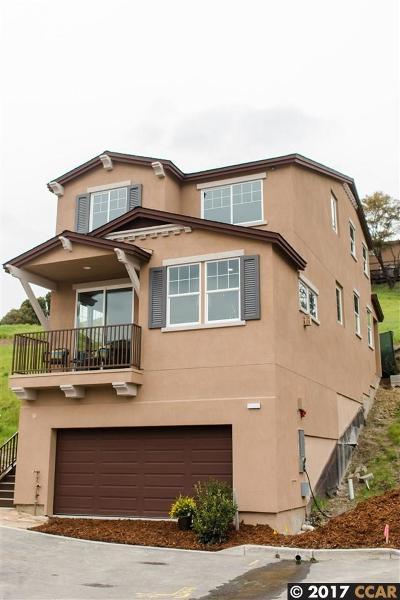 El Sobrante Single Family Home Back On Market: 404 Colina Way