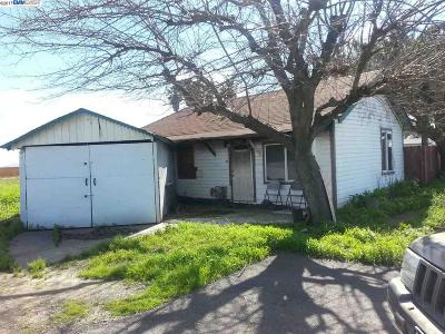 Tracy Single Family Home For Sale: 3698 W 11th Street