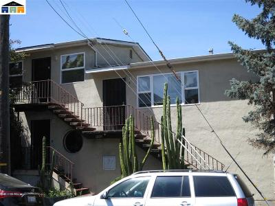 Emeryville Condo/Townhouse For Sale: 4343 Salem #B