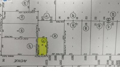 Oakland  Residential Lots & Land For Sale: 76 Th Ave