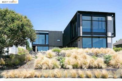 Oakland Single Family Home Price Change: 132 Alpine Terrace