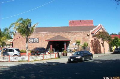 Richmond Commercial For Sale: 199 Park Pl