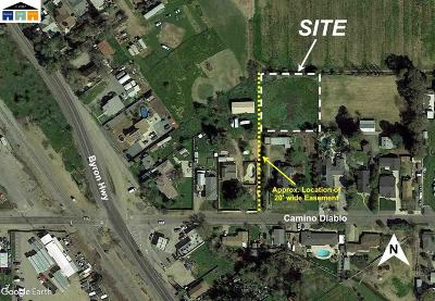 Byron Residential Lots & Land For Sale: Camino Diablo