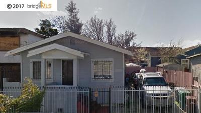 Oakland Single Family Home For Sale: 6215 Eastlawn Street