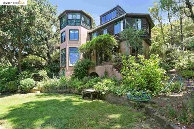 Berkeley Single Family Home For Sale: 1 Orchard Ln
