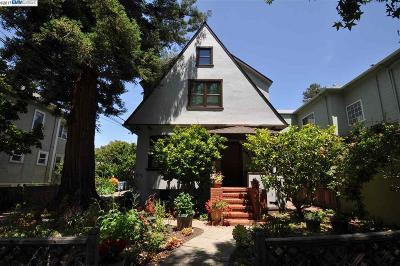 Berkeley Multi Family Home For Sale: 1913 Francisco St