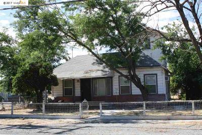 Byron Single Family Home For Sale: 3100 Camino Diablo