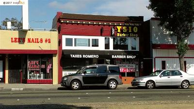 Richmond Commercial For Sale: 12274 San Pablo Ave