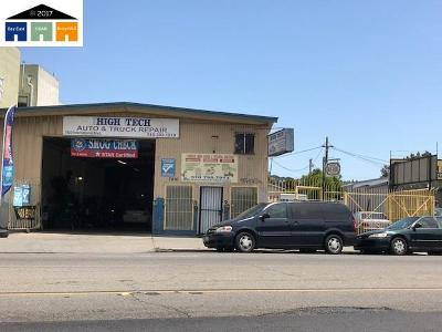 Oakland Commercial For Sale: 7810 International