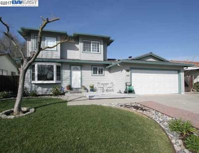 Pleasanton Single Family Home For Sale: 4040 Crest Ct