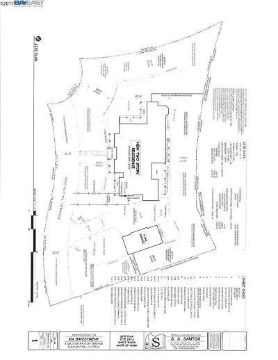 Pleasanton Residential Lots & Land For Sale: 6308 Inspiration Ter