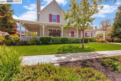 Livermore Single Family Home Price Change: 6183 Oakville Ln