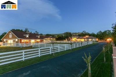 Danville Single Family Home For Sale: 5530 Johnston Road