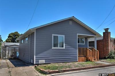 San Pablo Single Family Home For Sale: 2415 Dover Ave