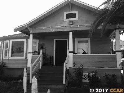 Rodeo Single Family Home For Sale: 112 Pacific Ave