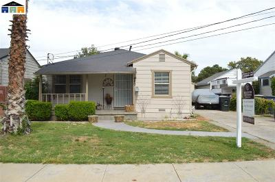 Tracy Single Family Home For Sale: 940 Windeler Ave