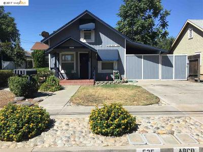 Brentwood CA Single Family Home For Sale: $449,000