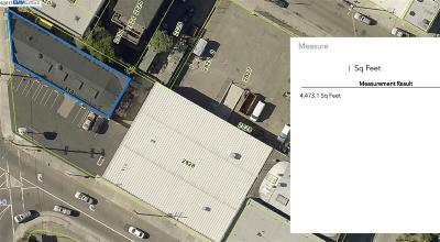 Oakland Commercial Pending Show For Backups: 2828 Ford St