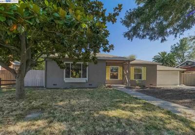 Pleasant Hill Single Family Home For Sale: 1775 Oak Park Blvd