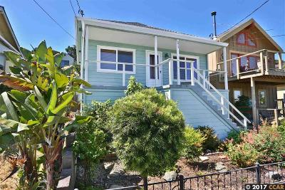 Crockett Single Family Home For Sale: 375 Winslow St