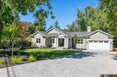 Orinda Single Family Home For Sale: 55 Donna Maria Way