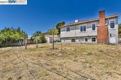 El Cerrito CA Multi Family Home For Sale: $875,000