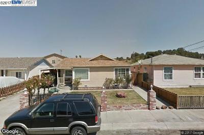San Pablo Single Family Home Active-Short Sale: 2926 Devon Way