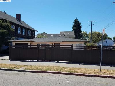 Berkeley Multi Family Home For Sale: 1901 9th St