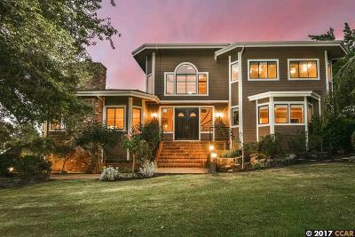 Pleasanton Single Family Home For Sale: 6 Deer Oaks Drive