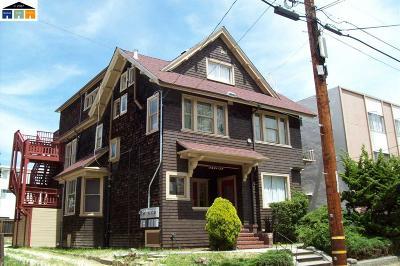 Berkeley Multi Family Home For Sale: 2321 Blake Street