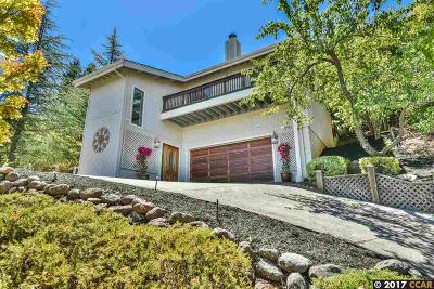 Concord Single Family Home For Sale: 5791 Pepperridge Way
