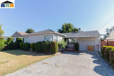 San Lorenzo Single Family Home Price Change: 17197 Via Segundo