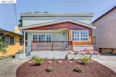 Berkeley Single Family Home For Sale: 1327 Ward St