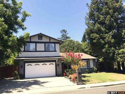 Pleasant Hill Single Family Home For Sale: 2 Wildwood Pl