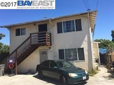 Oakland Condo/Townhouse For Sale: 1742 85th Ave #B Upper