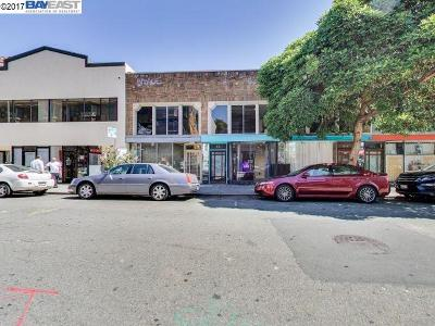 Oakland Commercial For Sale: 316 15th St