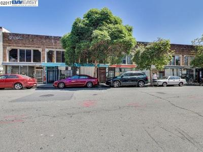 Oakland Commercial For Sale: 314 15th St
