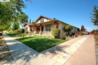 Livermore Single Family Home Back On Market: 3128 Hansen Rd